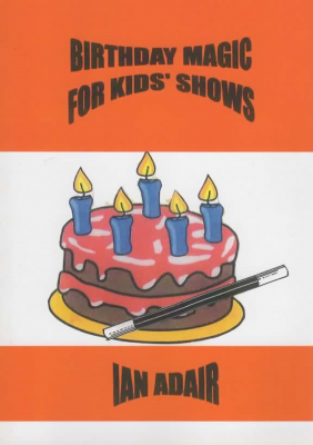 BIRTHDAY MAGIC FOR KIDS' SHOWS